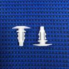 1993 Автокрепеж, клипса уплотнителя Nissan, Infiniti. OEM:0155308951, 65810K2009