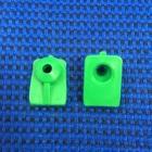 S14 Автокрепеж, клипса молдинга порога ВАЗ 2103-06