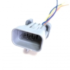 PAS3194 Разъем(мама) 5-ти контактный, герметичный для жгута форсунок и зажигания ВАЗ  oem: Delphi 12052480