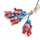 PAU4171 Разъем датчика абсорбера ВАЗ, 2-х контактный, герметичный оем: Delphi 12052643