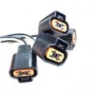 PAU4274 Разъем 2-х контактный (папа) для ПТФ Chevrolet Aveo ОЕМ: KUM PB625-02027