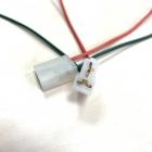PAK51 Разъем 2-х контактный (папа)-ответная часть(мама)-PAK52