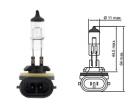 Лампа галогенная Tesla (H27W/2, 12V, 27 W, PGJ 13)