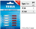 F151 Набор предохранителей TESLA (8А,16А)