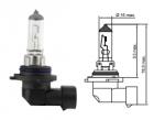 Лампа галогенная Tesla (HB4, 12 V, 51 W, P 22 d)