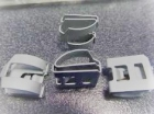M2140 Автокрепеж, клипса, скоба металическая, многоцелевая Mercedes. oem: A1249889078