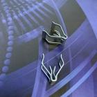 Y1002 Автокрепеж, скоба крепления внутренней отделки VAG oem: 1J0858137B