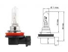 Лампа галогенная Tesla (H9, 12V, 65 W, PGJ 19-5)+50%