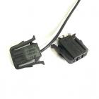 PA1255 Разъем 2-х контактный(папа) датчика ручника, задней скорости ручника ВАЗ, VAG oem: AMP 19295881, 1J0972923, 1J0972702