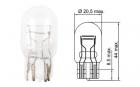 B62401 Лампа Tesla (W21/5W, 12 V, W 3x16 q)
