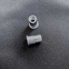 Y1212 Клепальная гайка бонка 6,0х3,0 с плоской головкой рифленая D9 (Упак.-10шт)