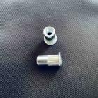 Клепальная гайка бонка 6,0х6,0 с плоской головкой  рифленая D9 (Упак.-10шт)