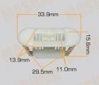 Y1169 Автокрепеж клипса внутренней отделки салона Infiniti, Nissan oem: 76988-3J000