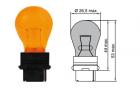 Лампа Tesla (P27/7W, 12 V, W 2,5 q)