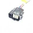 PA1376 Разъем 4-х контактный герметичный для лямбда-зонда, датчика кислорода Chevrolet Aveo, Lacetti 1.6 oem: AMP 174257-2