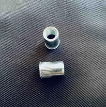 Клепальная гайка бонка 8,0х3,5 с потайной головкой  рифленая D11 (Упак.-10шт)