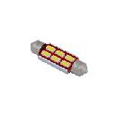 B95301 Лампа Tesla (LED C5W CB,12V,SV8,5-8) комплект 2 шт.