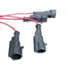 PAS3165 Разъем(мама) 1-о контактный, герметичный oem: AMP TE 282103-1