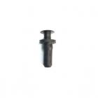 Y1181 Автокрепеж клипса с резиновой втулкой держатель обшивки салона/багажника Mercedes oem: A0009915940