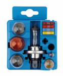 BH0701 Набор ламп (H7+R5W+P21W+P21/5W+PY21W+W5W+предохр.)