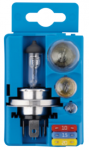 Набор ламп Tesla (H4+R5W+P21W+W5W+предохр.)