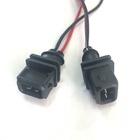 PAS3300 Разъем(папа) 2-х контактный oem: Bosch 1928402448,  WAG 8D0971946