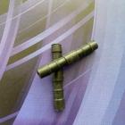 FS1 Соединитель трубок системы омывателя Ø=4мм.