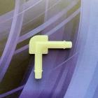 FS6 Соединитель трубок системы омывателя Ø1=4мм., Ø2=4мм.
