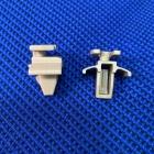 B261 Автокрепеж клипса держатель решетки радиатора Subaru Forester oem: 91059FC041, 91059FC040