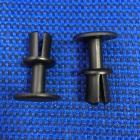 3206 Автокрепеж, клипса порога, брызговиков, подкрылок, внутренней отделки VW, BMW. OEM: 51498166702, 9640855880
